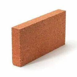 Rectangular Fire Resistant Fireclay Brick, for Partition Walls