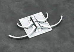Polished Zinc Wall Hook