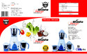 Mitasha Mixer Grinder 750watt