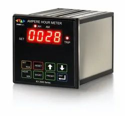 4 Digit Ampere Hour Ampere Minute Ampere Seconds Meter