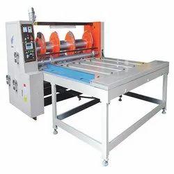 Semi Automatic Rotary Slotting Machine