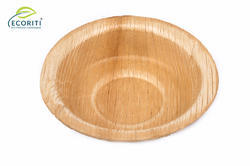Ecoriti Biodegradable Disposable Leaf Bowl