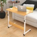 Height Adjustable Laptop Table - 1