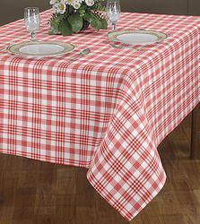 Kitchen Woven Table Cloth