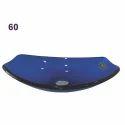 Blue Cut Boat Glass Wash Basin