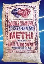 Methi Double Daimond 50 Kg Bag