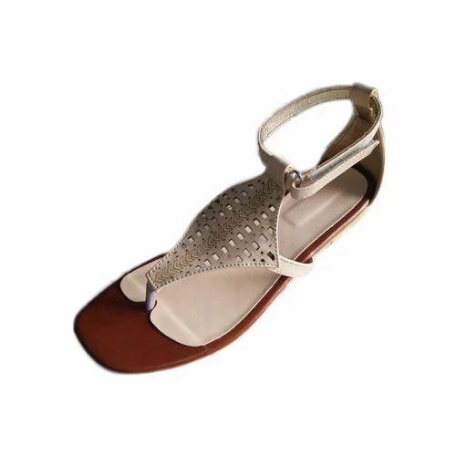 Delfino Flat SandalSize6 PairCobblers Ladies 11Rs 400 JKlFT1c3