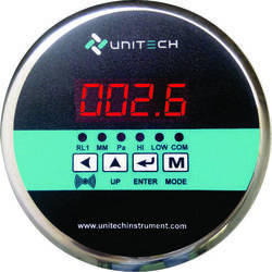 Hospital Isolation Room Pressure Monitor