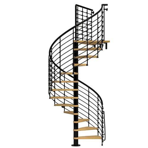 Revolving Stairs Designer M S Staircases Manufacturer