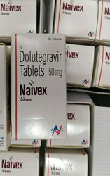 Naivex Dolutegravir 50mg