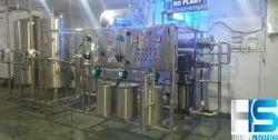 SS RO Plant