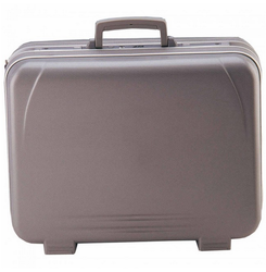 VIP Grey emperor nxt suitcase