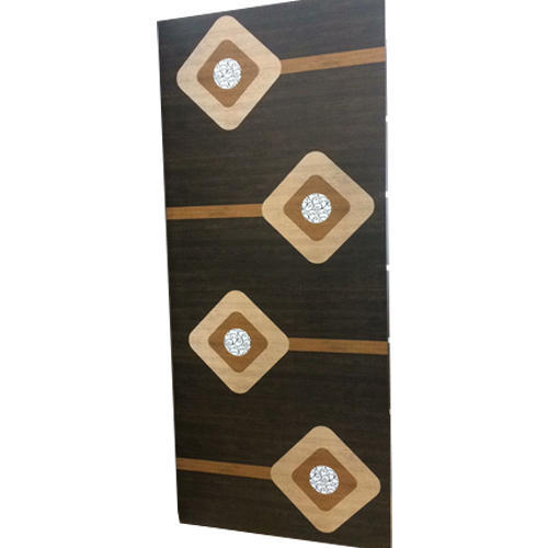 Wood Wooden Laminated Flush Door, Rs