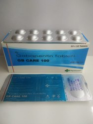 Gabapentin 100mg (GB-Care 100)