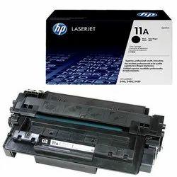 HP 11A Black Original Laser Jet Toner Cartridge (Q6511A)