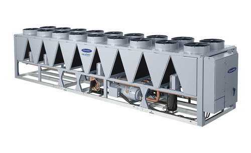 11 Tr Steel Carrier 30xv Air Cooled Chiller For