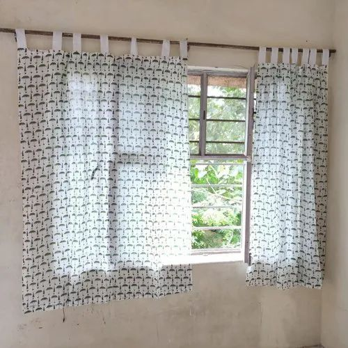 Light Weight Printed Door Curtain