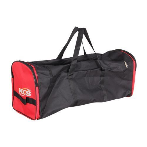 Red And Black Cricket Sport Kit Bag 8fb3d83e1ee09