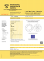 1.01ct Lab Grown Diamond CVD G VS1 Round Brilliant Cut Type2A