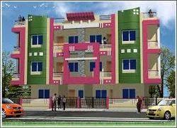 Mumbai Apartment Construction