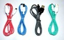 Premium Quality Nylon Braided Data Cable with Warranty