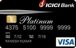 ICICI Platinum Card