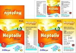 Heptoliv Drop, For Clinical And Personal
