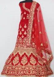 Red Chaniya Choli