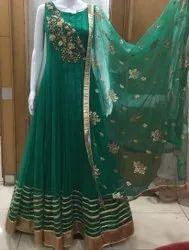 Heavy Wedding Anarkali