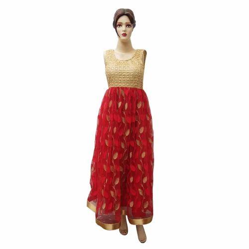 3ea8599d041 M  XXL Western Ladies Gown