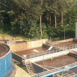 Prefabricated Conventional Sewage Treatment Plant