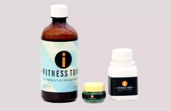 Herbal iFitness Tone (Weight Loss with Diet Plan), Non prescription