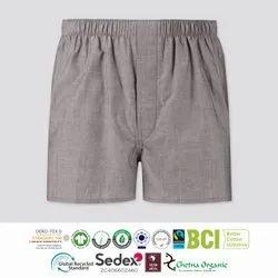Organic Cotton Chambrey shorts
