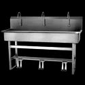 Foot Operated Commercial Wash Basin
