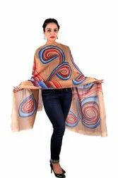 Modal Printed Stoles