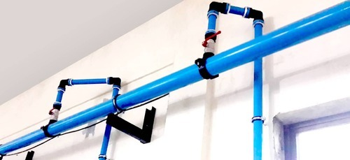 Compressed Air System Piping