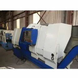 Used & Old Machine - Johnford Tc-50 CNC Turning Lathe  Machine Available  Warehouse