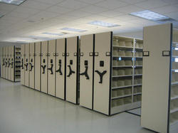 Automatic Mobile Shelving System