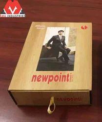 Suit Length Rigid Box