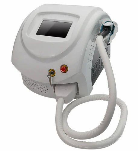 Aesthetic Laser Equipments - E Light IPL RF Hair Removal