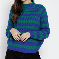 Woolen Female Ladies Branded Sweater