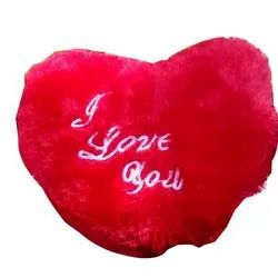 Love Theme Heart Baby Pillow
