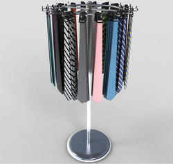 Tie Display Rack