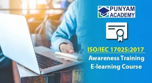 ISO/IEC 17025:2017 Awareness Training / E-Learning Course