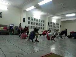 Professional Western Dance Training
