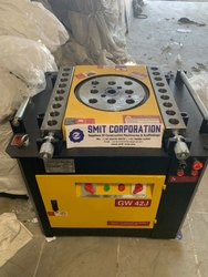 Mild Steel Electrical Repairing Service Of Bar Bending Machine, Bar Dimensions: Upto 40 Mm
