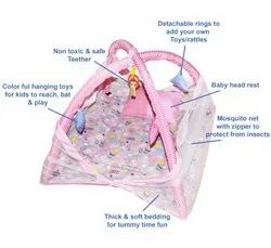 Baby Bedding Set/Baby Bedding Set with Mosquito Net and Baby Play Gym with Mosquito Net