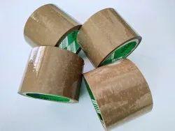 Backing Material: Bopp Film Brown Gum Tape