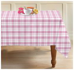 Rose Checks Table Cloth