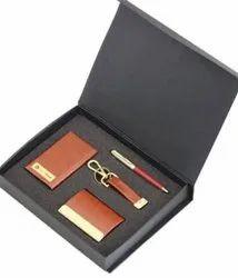 Power Bank Gift Set(5000mAH Powerbank/ Pen / Keyring / Visiting Card Holder)